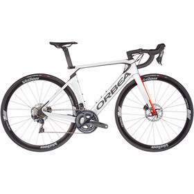 Orbea Orca Aero M20i Team, silver/red/carbon